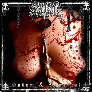GOATHRONE Sodom & Gomorrah CD