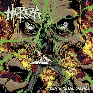 HEREZA Death Metal Drunks CD