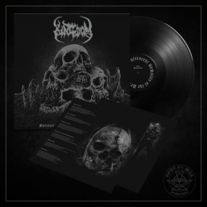 KINGDOM Putrescent Remains of the Dead Ground  LP