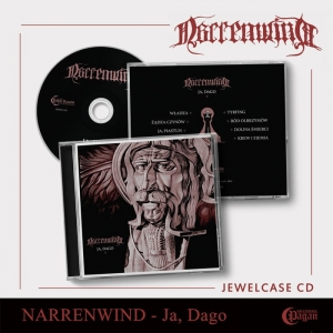 NARRENWIND Ja, Dago CD