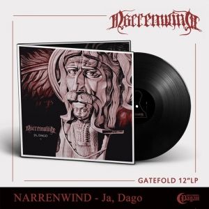 NARRENWIND Ja, Dago LP