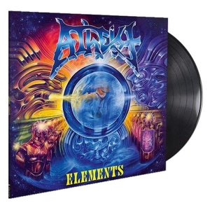ATHEIST Elements LP
