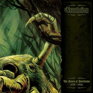 ERUCTATION The Fumes of Putrefaction (1992-1995) CD