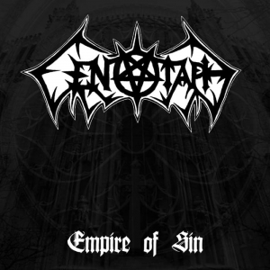 CENOTAPH Empire of Sin CD