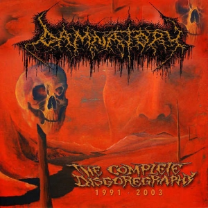 DAMNATORY The Complete Disgoregraphy 1991-2003 CD