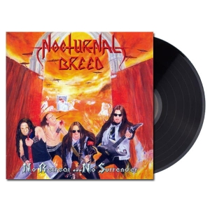 NOCTURNAL BREED The Whiskey Tapes Germany LP (3 COLOR STRIPPED) (1)