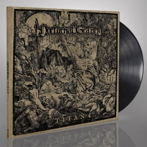 NOCTURNAL GRAVES Titan LP