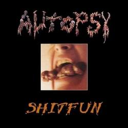 AUTOPSY Shitfun CD-digipack