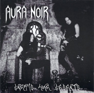 AURA NOIR Dreams like Deserts CD