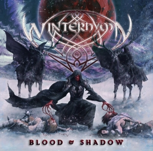 WINTERHYMN Blood & Shadow CD-digipack