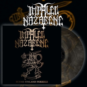 IMPALED NAZARENE Suomi Finland Perkele - 100 Years Of Finnish Independence LP (1)