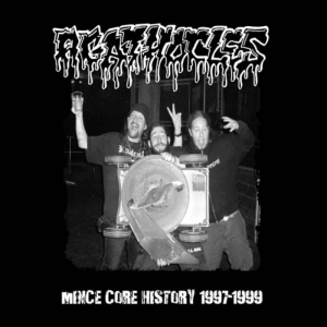 AGATHOCLES Mince Core History 1997-1999 CD