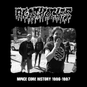 AGATHOCLES Mince Core History 1996-1997 CD