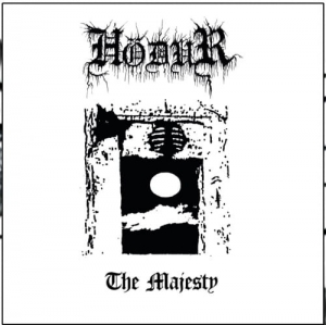 HODUR The Majesty CD