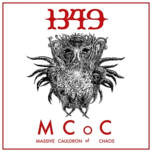 1349 Massive Cauldron of Chaos CD