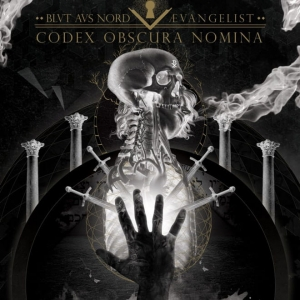 BLUT AUS NORD / ÆVANGELIST Codex Obscura Nomina CD-digipack