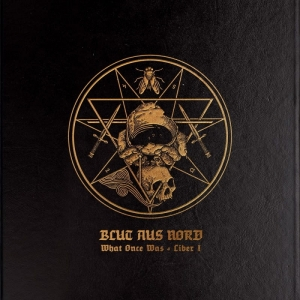 BLUT AUS NORD What Once Was... Liber I CD-digifile