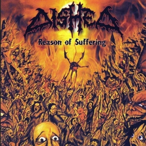 DISHED Reason of Suffering CD