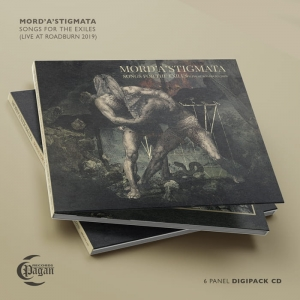 MORD'A'STIGMATA Songs for the Exiles (Live At Roadburn 2019) CD-digipack