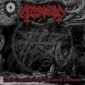 ABOMINABLOOD Dark Creatures in the Vaccum of Dementia CD-digipack