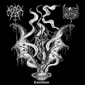 GRAVES / GRAVE OF GOD Concilium CD