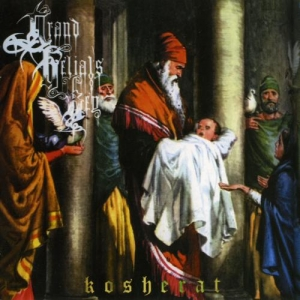 GRAND BELIAL'S KEY Kosherat CD