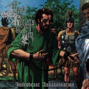 GRAND BELIAL'S KEY Judeoblast Assassination CD