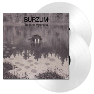 BURZUM Thulêan Mysteries 2LP (CLEAR)