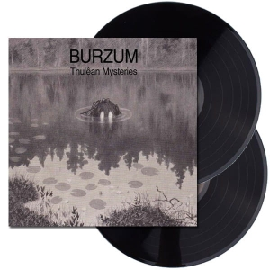 BURZUM Thulêan Mysteries 2LP (BLACK)