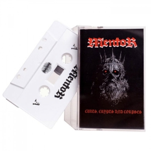 MENTOR Cults, Crypts and Corpses CASSETTE