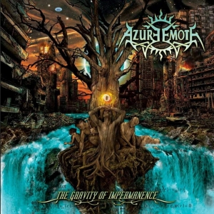 AZURE EMOTE The Gravity Of Impermanence CD-digipack