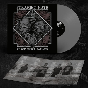 STRAIGHT HATE Black Sheep Parade LP