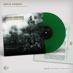 ABOVE AURORA The Shrine of Deterioration LP