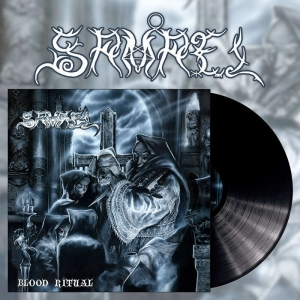 SAMAEL Blood Ritual LP (BLACK)