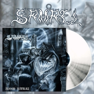 SAMAEL Blood Ritual LP (WHITE)