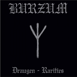 BURZUM Draugen – Rarities CD-digipack