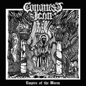 CONQUEST ICON Empire of the Worm CD