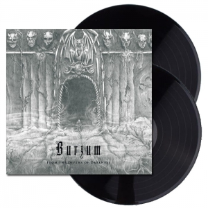 BURZUM From The Depths of Darkness 2LP