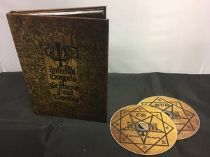 BEASTCRAFT The Infernal Gospels of Primitive Devil Worship CD/DVD-digibook