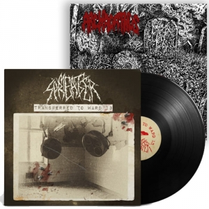 ARCHAGATHUS / MEAT SPREADER Split LP