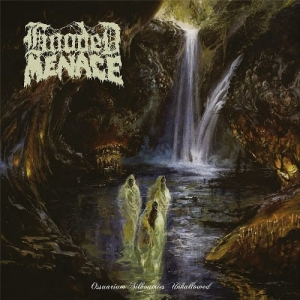 HOODED MENACE Ossuarium Silhouettes Unhallowed CD