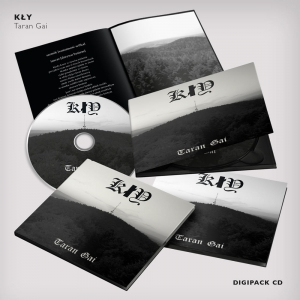 KŁY Taran Gai CD-digipack
