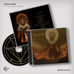YOTH IRIA As The Flame Withers CD