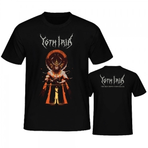 YOTH IRIA The Red Crown Turns Black T-SHIRT