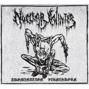 NUCLEAR WINTER Abomination Virginborn CD
