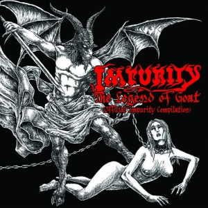IMPURITY The Legend of Goat CD