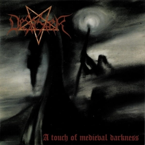 DESASTER A Touch of Medieval Darkness CD