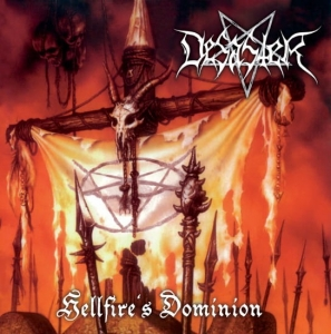 DESASTER Hellfire Dominion 2LP