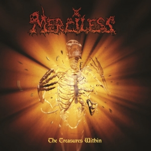 MERCILESS The Treasures Within CD