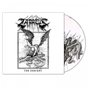 ZARATUS The Descent LP (WHITE)